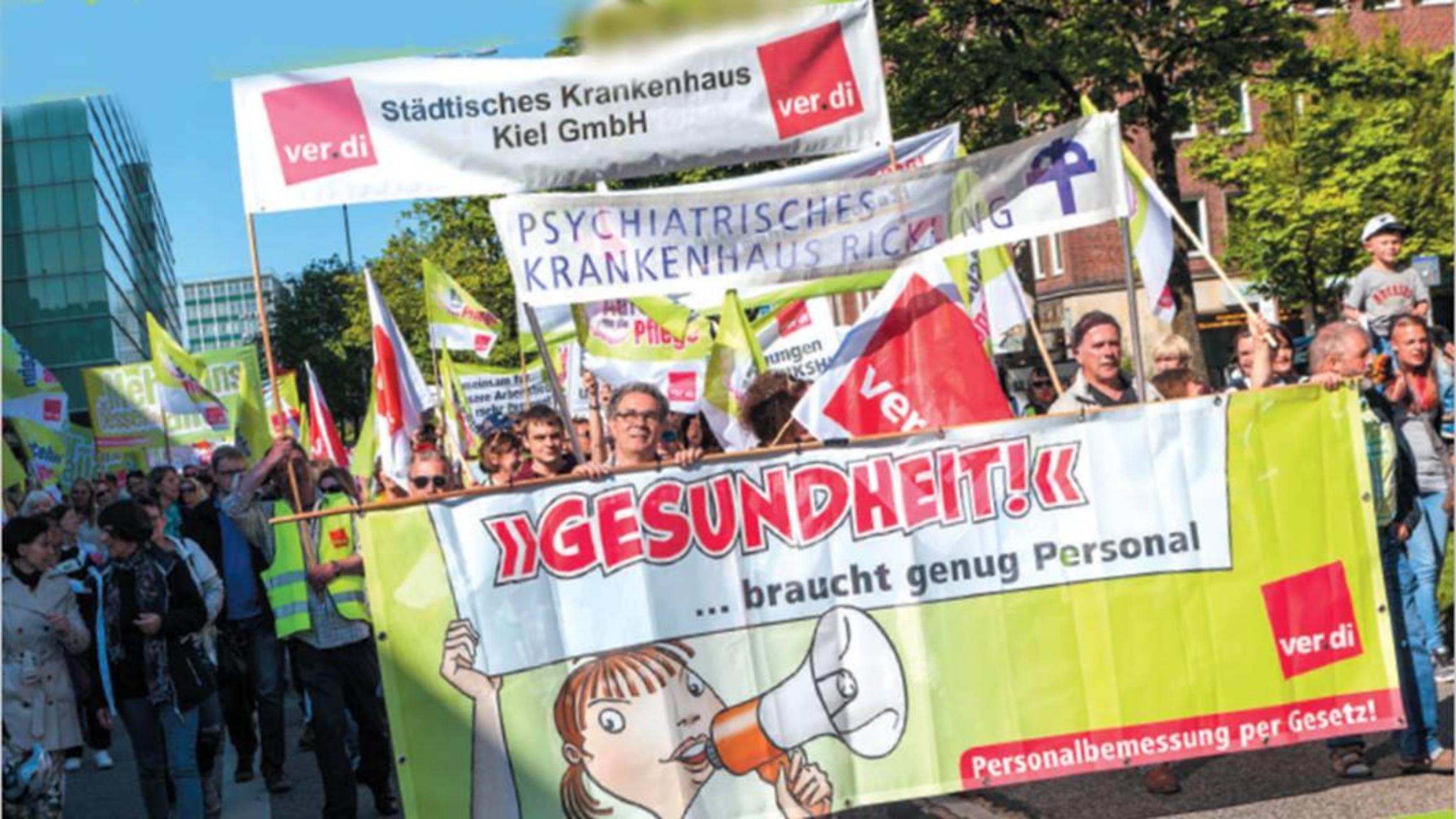 Kieler Pflegebündnis